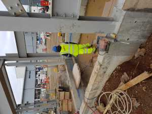 Drilltec carrying out works at Luton airport